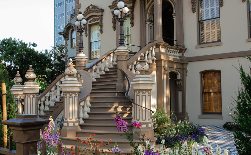 Leland Stanford Mansion SHP: One-Minute Video Tour