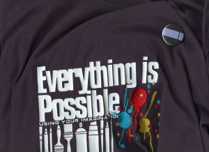"""Everything is Possible: Using your imagination"""